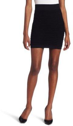 BCBGeneration Women's Seamless Pullup Skirt