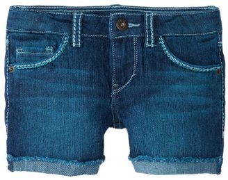 Levi's Big Girls' Taryn Thick-Stitch Shorty Short