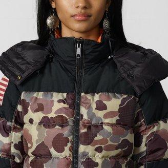 Denim & Supply Ralph Lauren Camo Expedition Down Jacket