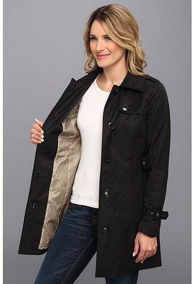 MICHAEL Michael Kors Single-Breasted Trench M721022D