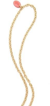 Juicy Couture Elephant Pendant Necklace