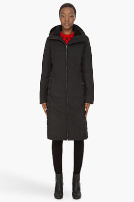 Canada Goose Black down Courtenay Coat
