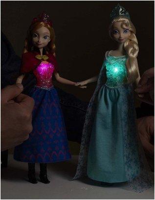 Disney Frozen Musical Magic Anna Doll