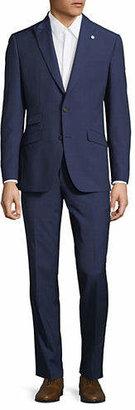 Ted Baker NO ORDINARY JOE Joker Wool Suit
