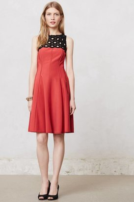 Anthropologie Cayenne Lace Dress