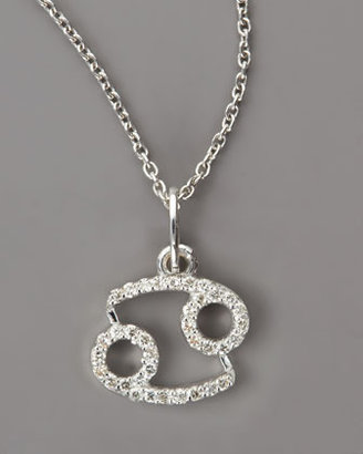 KC Designs Cancer Diamond Necklace