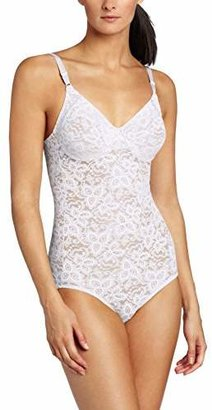 Bali Women's Shapewear Lace 'N Smooth Body Briefer