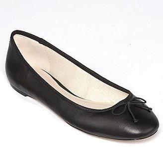 Sabrina jcpTM Leather Ballet Flats