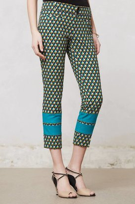 Anthropologie Banded Circlet Charlie Trousers