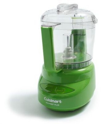 Cuisinart 3-Cup Mini-Prep Plus Food Processor, Parsley