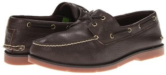Timberland Earthkeepers Youngstown Boat Shoe (Dark Brown) - Footwear