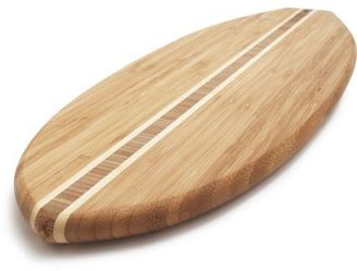 Sur La Table Tropical Surfboard Cutting Board