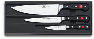 Wusthof Classic 3 Piece Knife Cook's Set