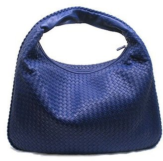 "Bottega Veneta 181140V0013"" Large Blue Handbag"