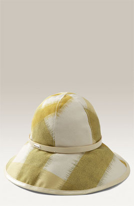 Burberry Check Print Bucket Hat
