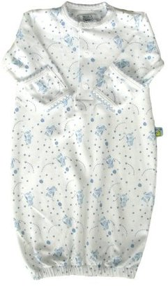 Noa Lily Gown, Blue Cow