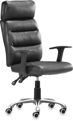 Bed Bath & Beyond zuo modern Unity Office Chair in Black