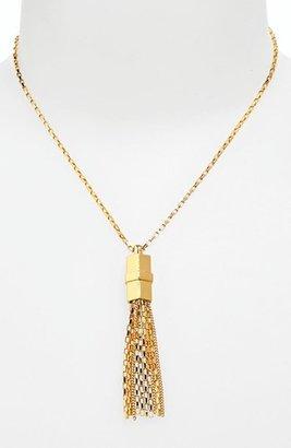 Vince Camuto Tassel Pendant Necklace