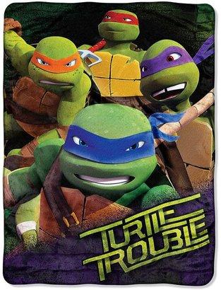 Teenage Mutant Ninja Turtles Throw