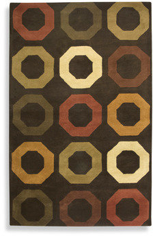 Volare Rizzy Home Collection Dana Rug 3' x 5'
