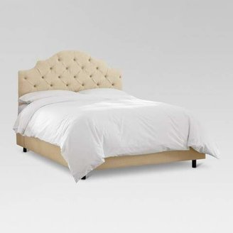 Threshold Tufted Notched Bed