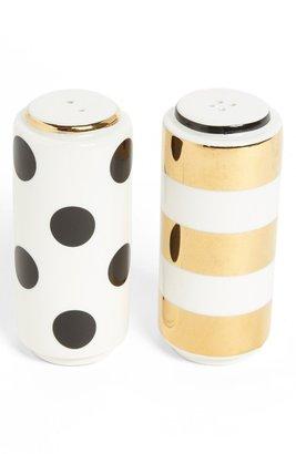 Kate Spade 'fairmount Park - Dot Stripe' Salt & Pepper Set