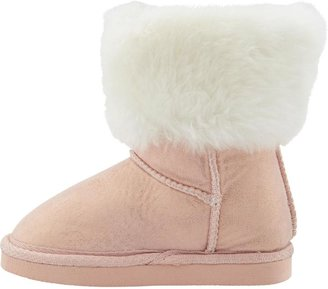 Old Navy Metallic Cozy Boots for Baby