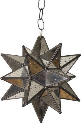 Antique Mirror Moravian Star