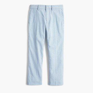 Boys' Ludlow slim suit pant in seersucker $78 thestylecure.com