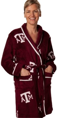 Texas A&M Ladies Fleece Bathrobe $54.99 thestylecure.com