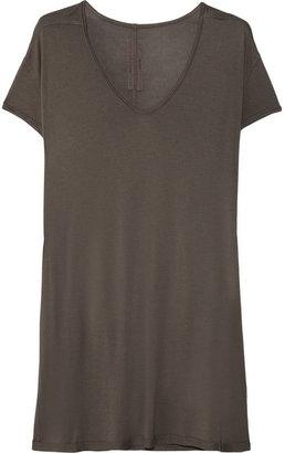 Rick Owens Oversized jersey T-shirt