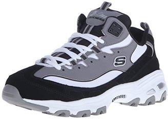 Skechers Sport Women's D'Lites Memory Foam Lace-Up Sneaker $53.81 thestylecure.com