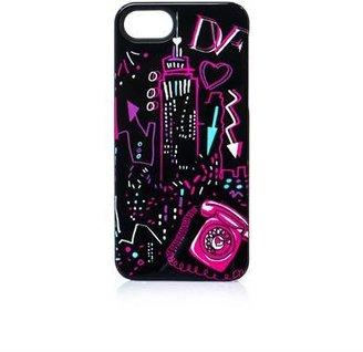 Diane von Furstenberg City print iPhone5® case