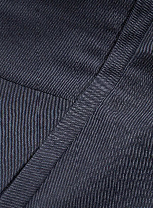 Topman Grey Blue Slim Dress Pants