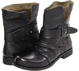 Nine West Vintage America 7Fountain (Black Leather) - Footwear