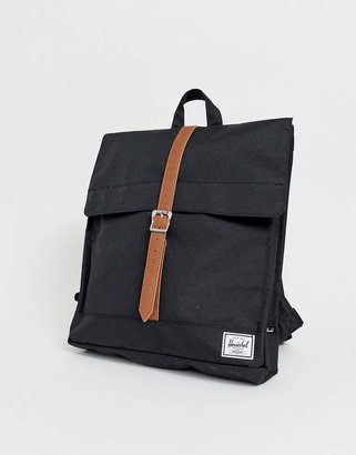 Herschel city backpack in black