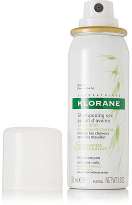 Klorane Dry Shampoo With Oat Milk, 50ml - one size