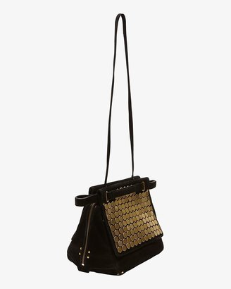 Jerome Dreyfuss Johan Rivet Suede Satchel