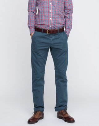Obey Classique Chino Pant in Hydro