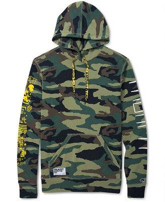 Trukfit Hoodie, Camouflage Pullover Hoodie