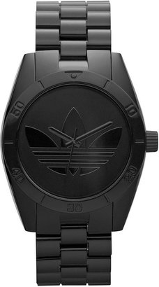 adidas Watch, Unisex Black Nylon Strap 42mm ADH2796