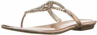 Bandolino Women's Reese Flip Flop $9.48 thestylecure.com