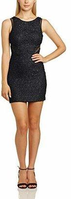 Logan Hailey Women's GLT Knit Racer BK Dress,(Size:Medium)