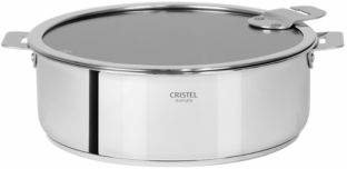Cristel Casteline Tech 5-Quart Nonstick Saute Pan with Lid Bloomingdale's Exclusive