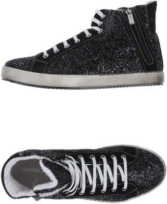 G.J.L. High-top sneakers