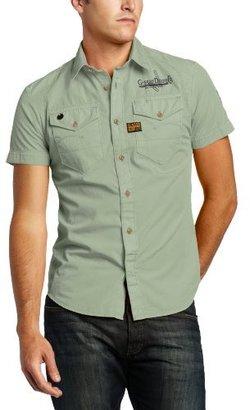 G Star G-Star Men's AR Lawrence Short Sleeve Shirt