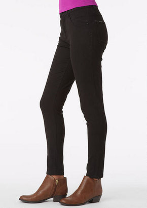 Delia's Black High-Waisted Jegging