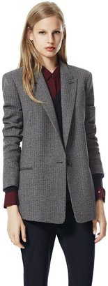 Theory Ganella Jacket in Tremont Wool