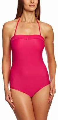 da427f2bf4 Panache Dolly Bandeau Women's Swimsuit 34E