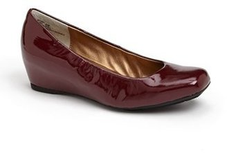 Me Too 'Jana' Hidden Wedge Patent Leather Pump